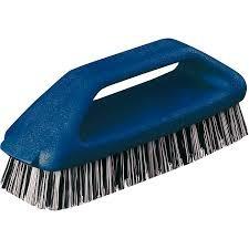 Borstel voor het reinigen van interieur.