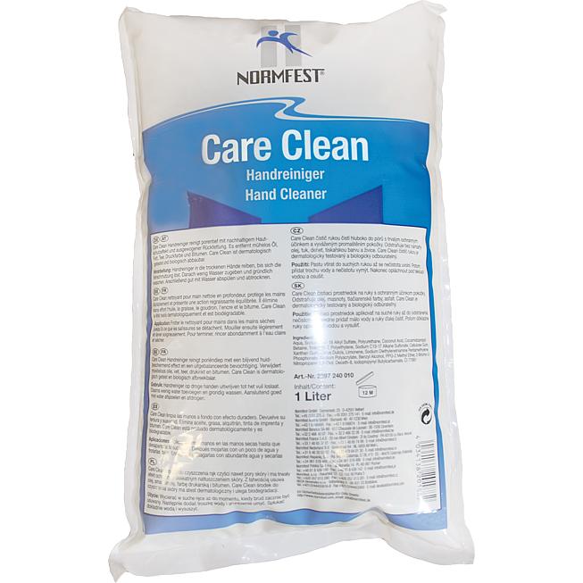 Care Clean Handreiniger 10 x 1 Liter.