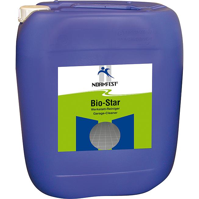 Vloer en Werkplaatsreiniger Bio-Star 30 Liter.