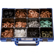 Carterplug dichtringen assortiment.