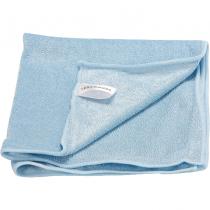 Microvezeldoek  blauw, 40 x 40 cm, prijs is per 2 stuks.