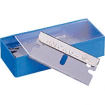Vervang mesjes voor de Kit-Schraper 8715-64-700, prijs is per 10 stuks.