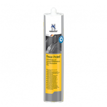 Spuitbare naden-kit zwart, basis; MS-Polymeer, Flexon Protect 300 ml.