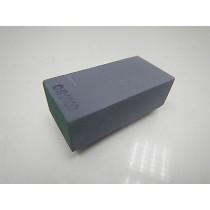Carbon schuur-blokje groen, korrel 2000.