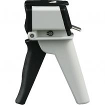 Pistool metaal geschikt voor het verwerken van de Repos 2-K Lijmen 50 ml.