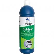 Onderhoud van rubber en kunstof Outdoor 1 Liter.
