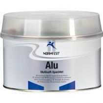 Aluminium-Plamuur incl. verharder 1,8 Kg