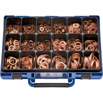 Carterplug dichtringen assortiment DIN7603A.