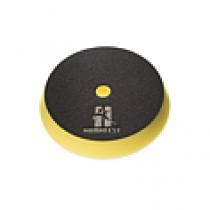 Poets-pad hard geel 75mm, prijs is per 4 stuks.