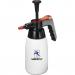 Drukpomp-fles 1 Liter voor vloeistoffen met oplosmiddelen bv. remmenreiniger Bremtec.